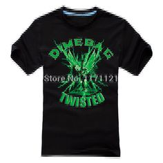 >> Click to Buy << Free shipping  Dimebag Darrell Pantera Getcha Pull T Shirt New Licensed Merchandise Heavy metal Shirt SIZE:S-XXXL #Affiliate