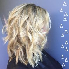 SUMMER LIGHTS   hair by @lalaholloway by themaesalon