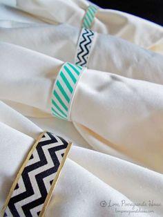 23 créations scotchantes avec du ruban washi