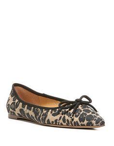 Franco Sarto - Leopard Flats