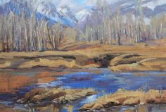 Landscape by Tricia Bass