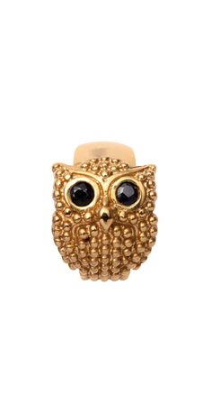 Endless #gold owl charm