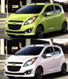 Guess what just touched down on our lot....THE CHEVY SPARK! We've got two brand new sparks on the lot in two new eye catching colors. Techno Pink and Jalapeño Green!   http://www.chevrolet.com/spark-mini-car.html    http://www.chevrolet.co.uk/cars/spark/accessories.html