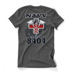 8404 Corpsman! A new spin on the crossed EGA. Limited time only?