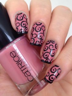 GioNails: Karl Says Très Chic - Catrice + Pueen