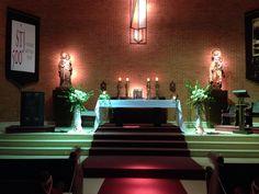 #weddEDU #INIBEP #Blume - decoracion iglesia casamiento Cecilia y Guillermo