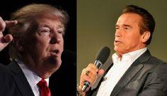 Aumenta la guerra de declaraciones entre Trump y Schwarzenegger  #NellaBisuTej