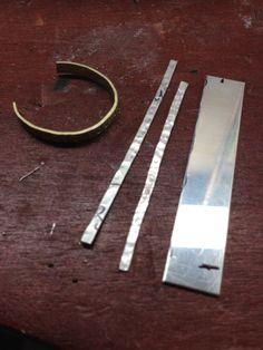 Spinner ring tutorial by Wild Prairie Silver