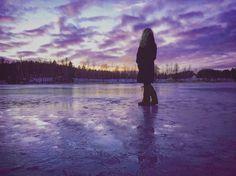 Anna Backman - A Standing Ovation to Purple - Karjalohja, Finland #mukluk #stegermukluks