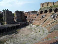Teatro Romano - Benevento, Italy