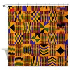 Kente cloth was develoed by the Akan people of West Africa. Many of Akan live in Ghana and Ivory Coast today. Traditionally the cloths were for sacred and royal occassions. They feature bold designs and bright colors, each of which bears meaning. African Quilts, African Textiles, African Fabric, African Patterns, African Colors, Ethnic Patterns, Japanese Patterns, Geometric Patterns, Types Of Silk Fabric