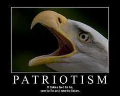 """I'm Sick and Tired of This Thing Called """"Patriotism"""" by William Blum"""