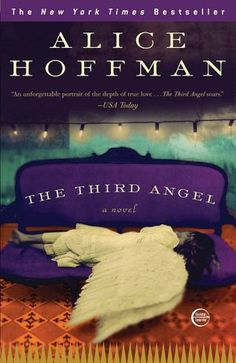 The Third Angel.   I love Alice Hoffman.  Her writing is magical and we all need a little magic in our lives.
