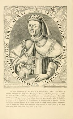 Photo:  Dick Whittington and his Cat Article:  HISTORY OF THE CAT IN THE MIDDLE AGES (PART 10)