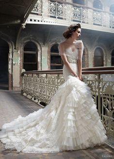 Lazaro Wedding Dresses Spring 2012 | Wedding Inspirasi
