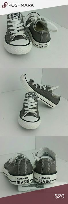 CONVERSE BOYS FASHION SNEAKERS VERY CLEAN INSIDE-OUT   TODDLER SIZE 12  SKE # KM6 CONVERSE Shoes Sneakers