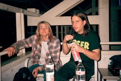 Check Out Amazing Rare Photos Of Nirvana Before They Were Famous (via BuzzFeed)