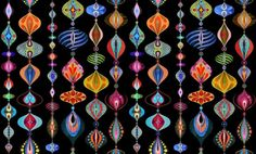 Repeated Shape Designs -