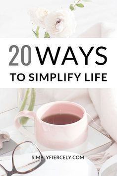 If you're curious about minimalism then please enjoy this list of 20 ways I've simplified my life. I hope something here will inspire simplicity in your life too. Health And Fitness Articles, Health Advice, Improve Yourself, Finding Yourself, Fitness Gear, Fitness Quotes, Fitness Diet, Health Fitness, Environmental Health