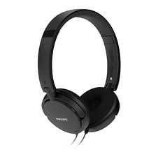 Philips On Ear Headphone with Deep Bass (Black) Best Headphones, Stereo Headphones, Over Ear Headphones, Best Dslr, Thing 1, Best Smartphone, Best Laptops, Best Phone, Audiophile