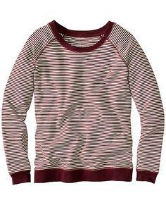 Raglan Sweatshirt In French Terry Cotton from #HannaAndersson.