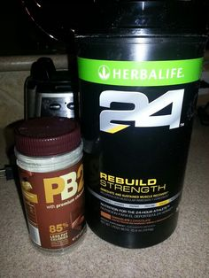 Post work out #herbalife