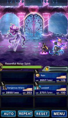 Kolaborasi Final Fantasy Brave Exvius dengan Ariana Grande Resmi Diluncurkan