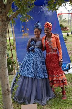 Mixed Shweshwe Print Long Shirt Dress For Nice bold African print traditional shirt dress for any occasion. Seshweshwe Dresses, Nice Dresses, Fashion Dresses, South African Traditional Dresses, Traditional Wedding Dresses, Mode Wax, African Wedding Dress, African Print Fashion, African Prints