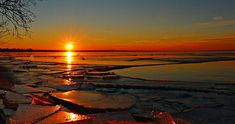 Lake Balaton at Fonyód, Hungary Photo: Harmath Bea Hungary, Budapest, Sunshine, Celestial, Sunset, Beach, Outdoor, Frozen, Sunsets
