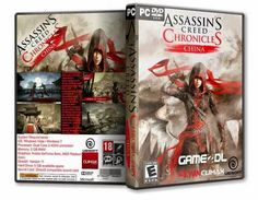 Assassin's CreedChronicles China Genre : Action | DVD : 1 DVD | Price : Rp. 5.000,-  Minimum System Requirements:  OS: Windows 7 SP1 or Windows 8 or Windows 8.1 (32/64bit versions) Processor: Intel Core 2 Duo E8200 @ 2.6 GHz or AMD Athlon II X2 240 @ 2.8 GHz Memory: 2 GB RAM Graphics: nVidia GeForce GTS450 or AMD Radeon HD5770 (1024MB VRAM with Shader Model 5.0) DirectX: Version 10 Hard Drive: 4 GB available space Sound Card: DirectX Compatible Sound Card with latest drivers Additional…