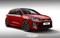 New Model 2018 Kia Rio GT Hatchback will reportedly get a host of improvements, including more expressive styling, New Engines, Specs, Price and Release Date Kia Rio, Volkswagen Polo, Concept Cars, Jeep, Automobile, 3d Printing, Specs, Cars 2017, Cars