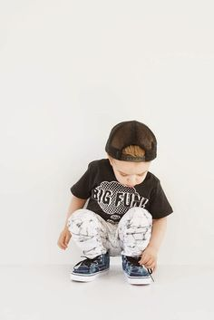Saved with style: Mini fashion | 2 outfits met 1 shirt - BIG FUN