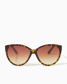 charming charlie   Alia Cat Eye Sunglasses   UPC: 410005875433 #charmingcharlie