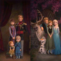 Anna Frozen, Disney Frozen, Brown Hair Cartoon, Frozen Images, Frozen Wallpaper, Disney Princess Drawings, Fantasy Romance, Disney Infinity, Disney Memes