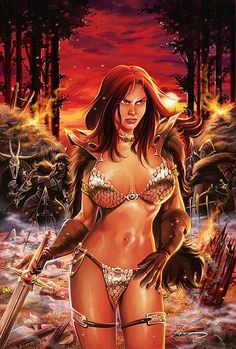 RED SONJA •hexen_28