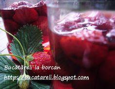 Căpșuni la borcan Vegetables, Food, Essen, Vegetable Recipes, Meals, Yemek, Veggies, Eten
