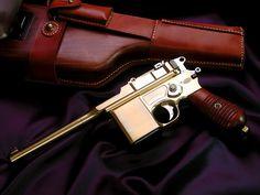 Mauser C-96 Gold