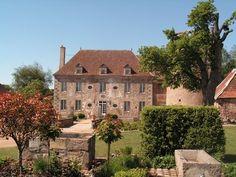 Chateau de Sallebrune - Beaune D'Allier, Auvergne