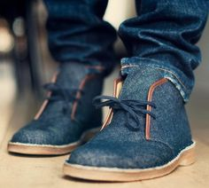 Desert Boot by Clark Originals and Warehouse & Co