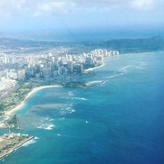 Hawaiian Airlines Honolulu Maui  #Hawaii #HawaiianAir #HawaiianAirlines #HNL #Maui #OGG #Travel #TravelBlogger #upintheair