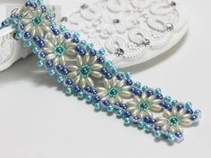 Treasured trellis bracelet