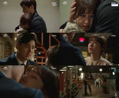 """[Spoiler] """"Father, I'll Take Care of You"""" Park Eun-bin and Lee Tae-hwan"""