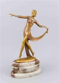 Bildergebnis für Bronzeplastik Bronze, Wax, Clay, Steel, Silver