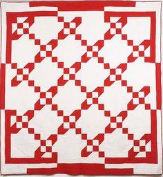 Barbara Brackman's MATERIAL CULTURE: Borders and Asymmetry