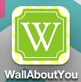 monogrammed phone wallpapers - Love my fans for sharing Wall About You love!
