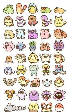 Celular - (*** - Best-In-Class new Android/iPhone Game ***) Chibi P. Wallpaper Celular - (*** - Best-In-Class new Android/iPhone Game ***) Chibi Pokemon, Wallpaper Celular - (*** - Best-In-Class new Android/iPhone Game ***) Chibi Pokemon, Fan Art Pokemon, Pokemon Tattoo, Chibi Pokemon, Pokemon Bulbasaur, Gen 1 Pokemon, Real Pokemon, Cute Kawaii Drawings, Kawaii Doodles, Cute Doodles
