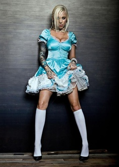 Maria Brink, hottest vocalist in metal music