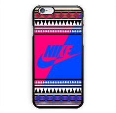 6f3b8d3b4164 New Nike Just Do It Pink Mint Blue Print On Hard Plastic Case For iPhone 6  6s