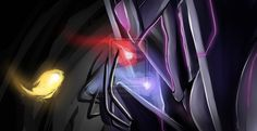 Soundwave And Minicon Sparks by CatgirlKitsune.deviantart.com on @deviantART. Awww! :D