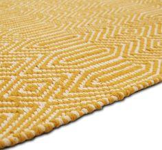 Sloan Mustard Rugs | Modern Rugs